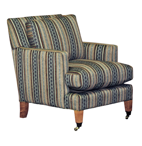 Dorina Chair, Non-toxic library chair - Endicott Home Furnishings - 2