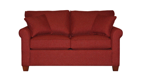 Non-toxic, Compact Douglas Loveseat Sleeper - Endicott Home Furnishings - 1