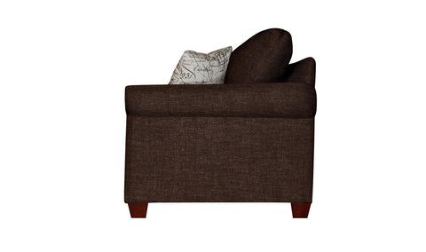 Non-toxic Douglas Condo Sofa made without chemical flame retardants or formaldehyde - Endicott Home Furnishings - designed in Maine - 3