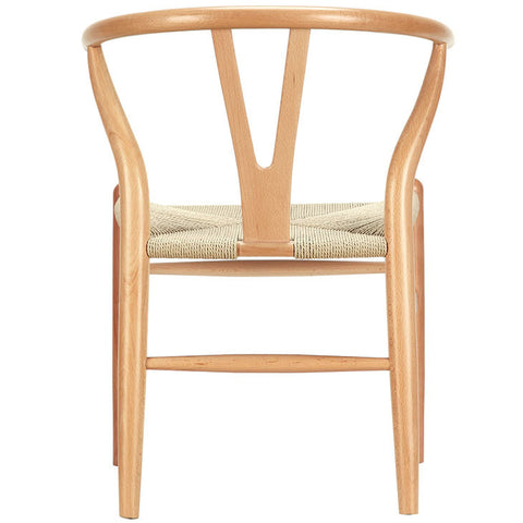 Classic Mid-Century Modern Dining Armchair - Showroom Model - Endicott Home Furnishings - 3