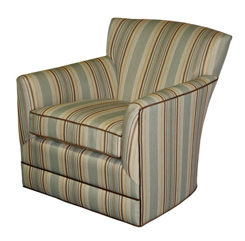 Natalie Swivel Chair, Non-toxic Chair - Endicott Home Furnishings - 2