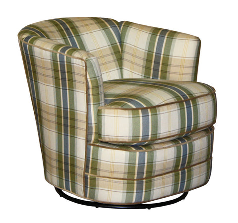 Non-toxic Sami Swivel Tub Chair - Endicott Home Furnishings - 2
