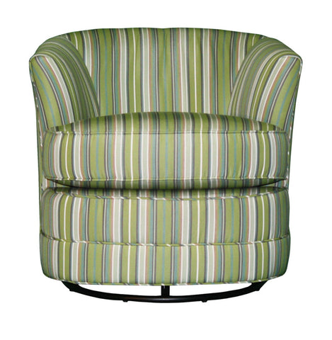 Non-toxic Sami Swivel Tub Chair - Endicott Home Furnishings - 1
