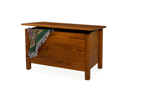 The Alamo Mission Storage Chest, , Chair - Endicott Home Furnishings