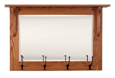 The Alamo Mission Wall Mirror, ,  - Endicott Home Furnishings