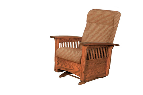 The Alamo Mission Sam's Glider, , Chair - Endicott Home Furnishings
