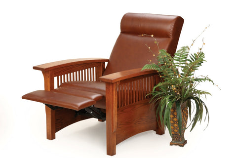 The Alamo Mission Sam's Recliner, , Chair - Endicott Home Furnishings - 2