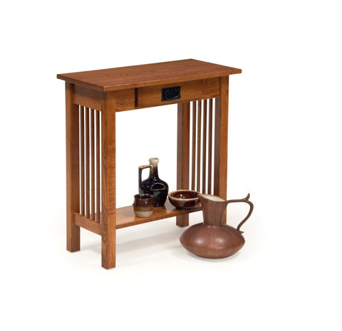 The Alamo Mission Hall Console Table, , Occasional Table - Endicott Home Furnishings