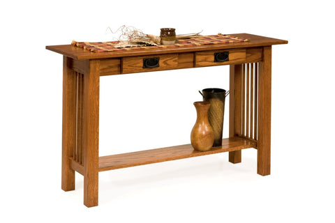 The Alamo Mission Moderate Server Table, , Occasional Table - Endicott Home Furnishings
