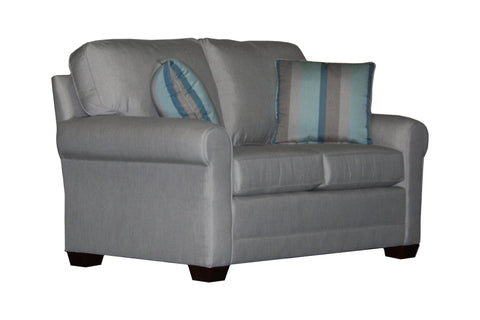 Tailor Made Loveseat at promotional price with select performance fabrics from Endicott Home - 02
