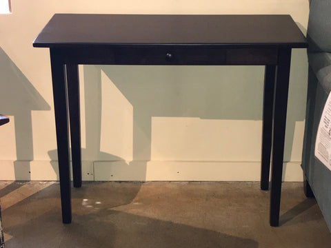 Shaker Laptop Table/Writing Desk with Drawer - Showroom Model Desk, , Showroom Models - Endicott Home Furnishings - 1