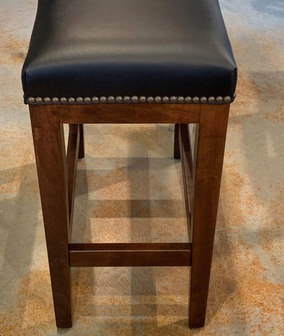 "Hudson 24"" Counter Height Dining Stool - Showroom Models"