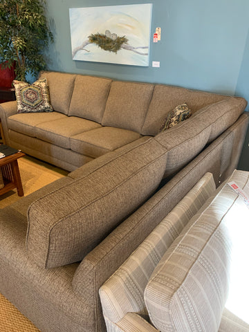 Temple Tailor Made 6600 Sock Arm Sectional - Showroom Models