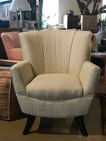 Cozy Bethany accent chair - Showroom Model