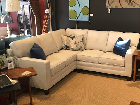 full view of new wide track arm deeper sectional for small spaces - 01