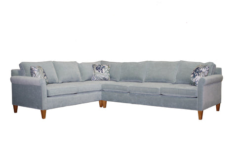 Non-toxic Oscar Sectional #3 - Endicott Home Furnishings - 1