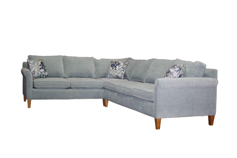 Non-toxic Oscar Sectional #3 - Endicott Home Furnishings - 2