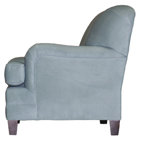 Temple Non-toxic Tailor Made 5520-75 Tightback Sofa - English Arms – Showroom Models at Endicott Home Furnishings - 03