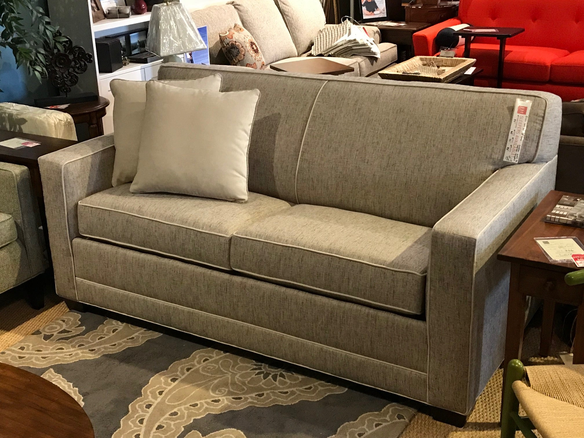 Pleasing Temple Tailor Made English Arm 2 Cushion 71 Sofa From Cjindustries Chair Design For Home Cjindustriesco