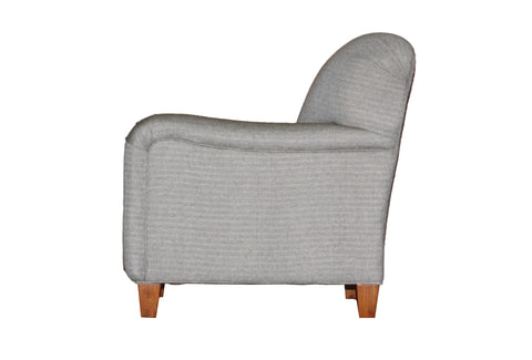 Non-toxic Temple Tailor Made English Arm Chair and Half  - 5505-1/2 - 03
