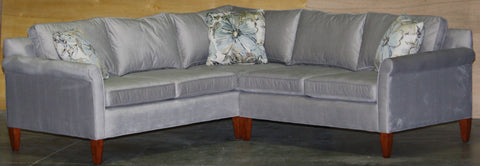 Exceptional Non Toxic Stain Protected Otto Sectional Floor Model At Condofurniture.com  And Endicott Home