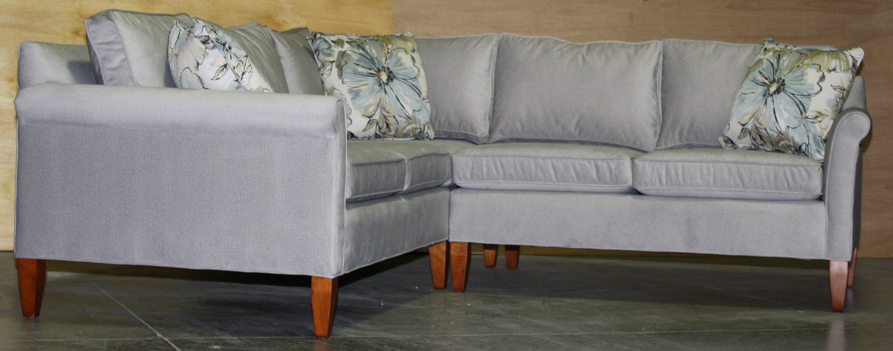 Good ... Non Toxic Stain Protected Otto Sectional Floor Model At Condofurniture. Com And Endicott Home ...