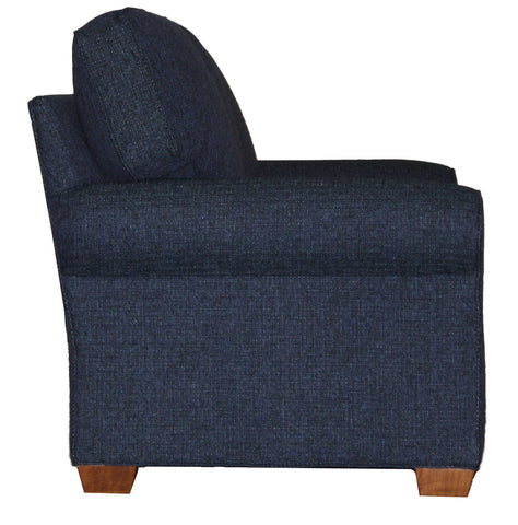 "Tailor Made 85"" deeper sock arm sofa at promotional price with select performance fabrics from Endicott Home - 03"