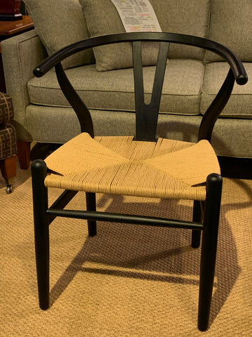 Classic Mid-Century Modern Dining Armchair - Showroom Model