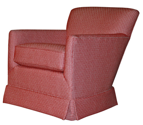Non-toxic Michaela Swivel Glider Chair - Endicott Home Furnishings - 2