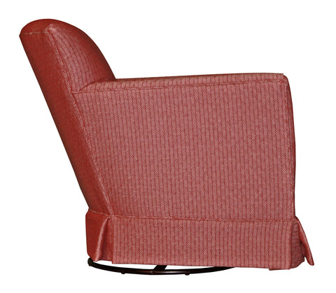 Non-toxic Michaela Swivel Glider Chair - Endicott Home Furnishings - 3