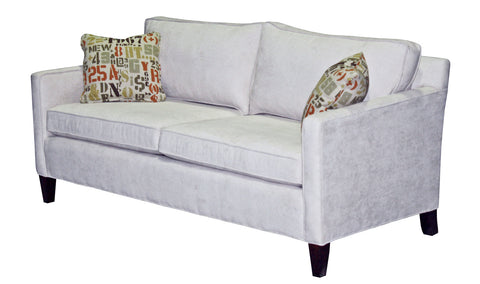 Miles Condo Sofa, Non-toxic Customizable Sofas - Endicott Home Furnishings - 2