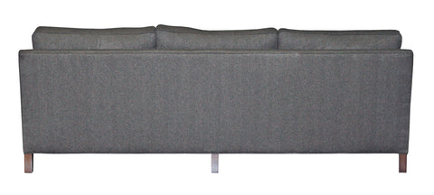 Non-toxic Miles Longer Condo Sofa, Customizable Sofas - Endicott Home Furnishings - 4