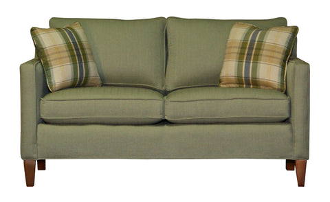 Non-toxic Miles Loveseat, Customizable Loveseats - Endicott Home Furnishings - 1