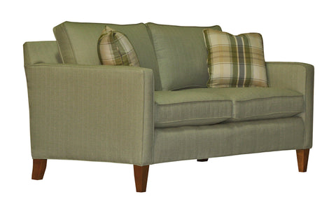 Non-toxic Miles Loveseat, Customizable Loveseats - Endicott Home Furnishings - 2
