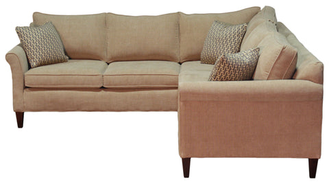 Compact Non-toxic Oscar Sectional #2 - Endicott Home Furnishings - 2