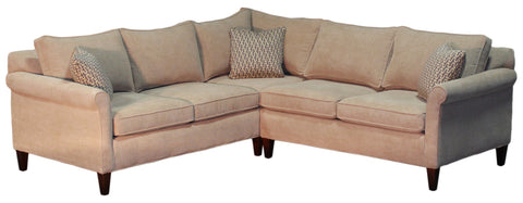 Compact Non-toxic Oscar Sectional #2 - Endicott Home Furnishings - 1