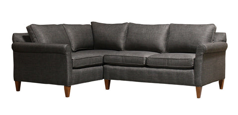 Non-toxic customizable Oscar Sectional #1 (Reversible) - Endicott Home Furnishings - 1