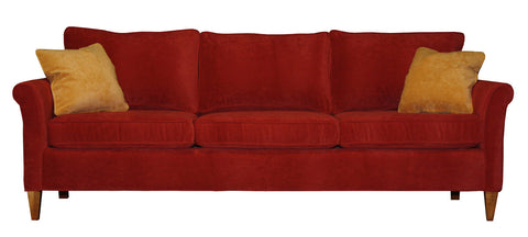 Non-toxic Customizable Oscar Longer Condo Sofa - Endicott Home Furnishings - 1