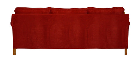 Non-toxic Customizable Oscar Longer Condo Sofa - Endicott Home Furnishings - 4