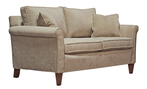 Customizable Non-toxic Oscar Loveseats - Endicott Home Furnishings - 2