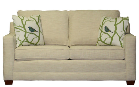 Non-toxic Temple 5520-75 Tailor Made sofa from Endicott Home Furnishings, Portland Maine's best furniture store - 01