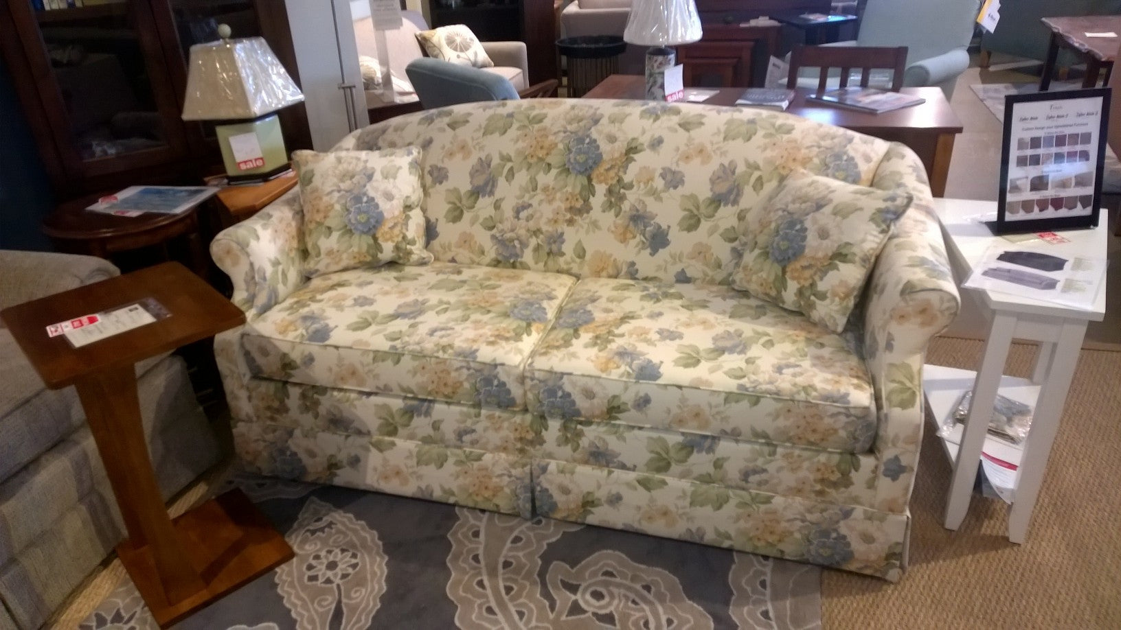 Moonlight Full Sleeper From Temple Furniture Clearance
