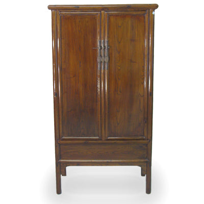 Stately, One of a kind antique Chinese Armoire - Clearance