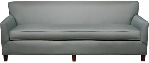 Michaela: Customizable, Non-toxic longer condo sofa from Endicott Home in Maine - 01