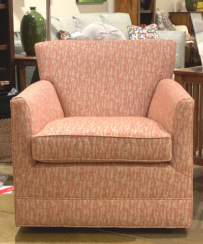 Natalie Swivel Chair - Showroom Model