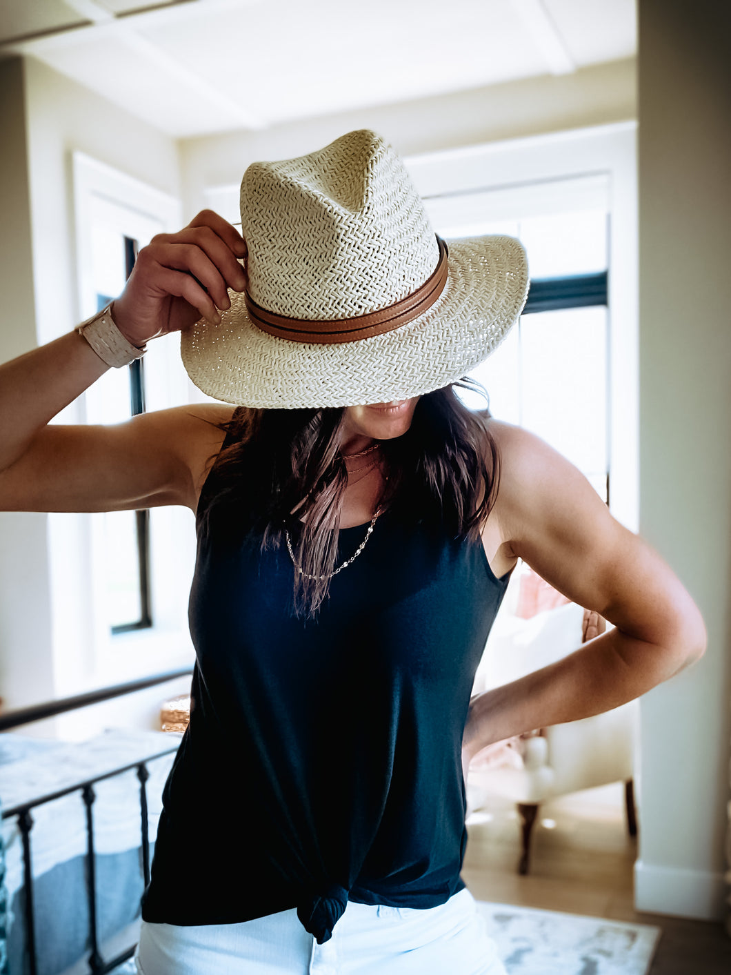 TAKE ME AWAY PANAMA HAT