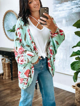Load image into Gallery viewer, Ophelia Floral Kimono