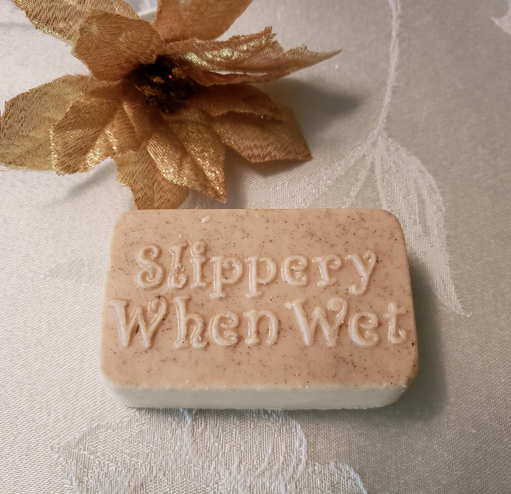 Slippery When Wet Soap