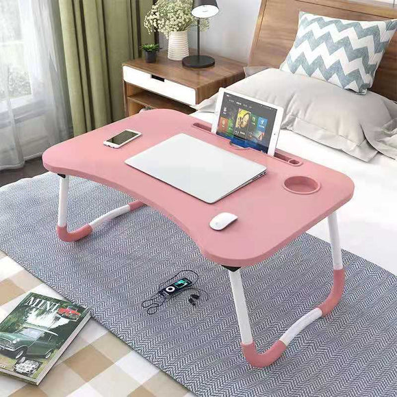 The TEENTABLE - The Hugely Popular Folding Desk/Table for Laptop, Work, Social Media - As Seen On TV