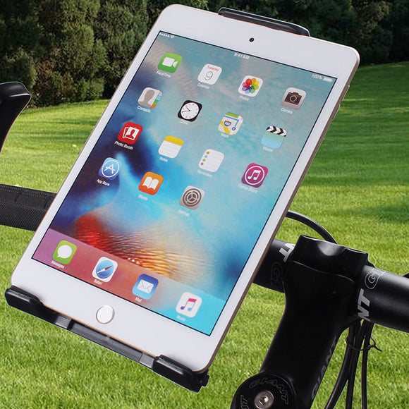 Universal Tablet/Phone Holder for Peloton/Bike - Adjustable from 4 to 11 inches